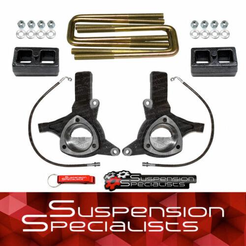 "5"" Front 2"" Rear Lift Kit For 2016-2018 Chevy Silverado Gmc Sierra 1500 6lug 2wd"