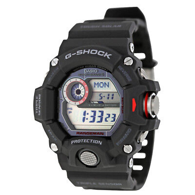 Купить Casio G-Shock Black Resin Mens Watch GW9400-1