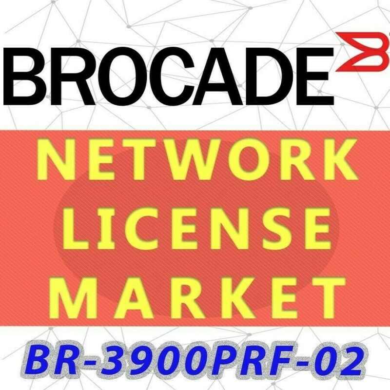 BR-3900PRF-02 Brocade SW Advanced Performance Monitoring license, E-Delivery