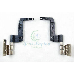 New For Dell Latitude E5520M Series LCD Hinges Hinge Right+Left Displace