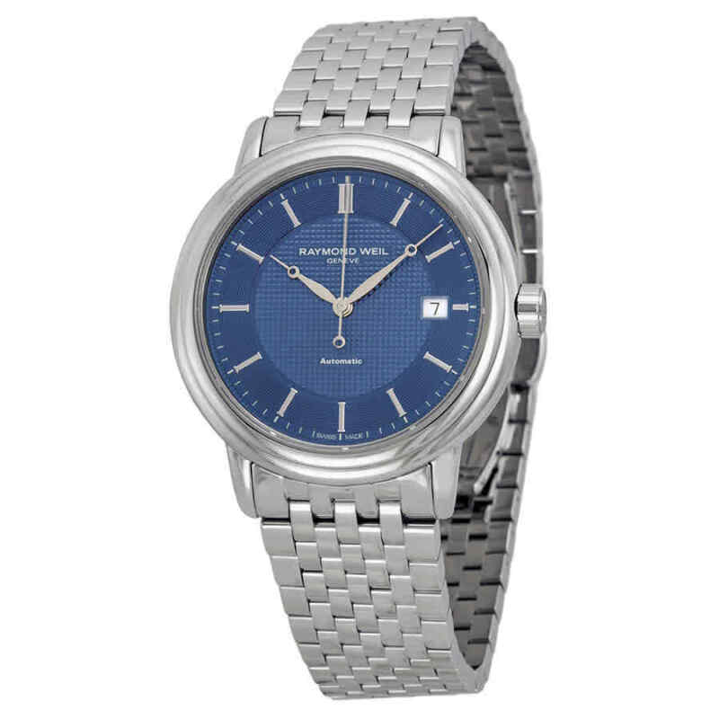 Raymond-Weil-Freelancer-Automatic-Blue-Dial-Stainless-Steel-Men-Watch