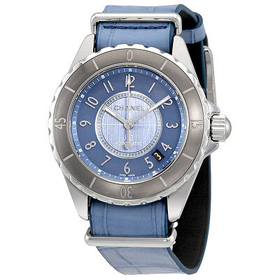 Chanel J12-G10 Automatic Mens Watch H4338