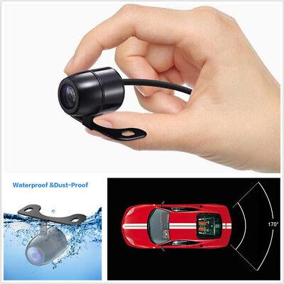 Waterproof DC12V 170°Car Vehicle Front/Rear/Side View Backup Reversing HD Camera