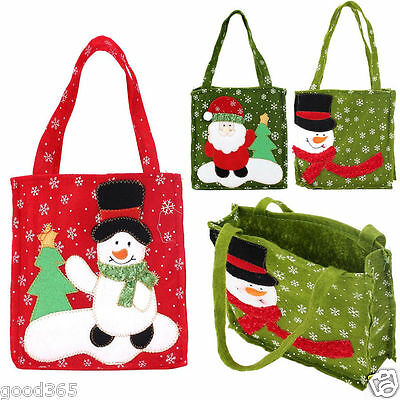 Candy Bags (2017 New Xmas Santa Claus Gift Bags Merry Christmas Candy Bags Hot Low-Priced)