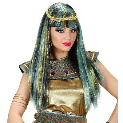 CLEOPATRA PERÜCKE # Pharaonin Kleopatra Ägypten Königin Damen - Ägyptische Perücken