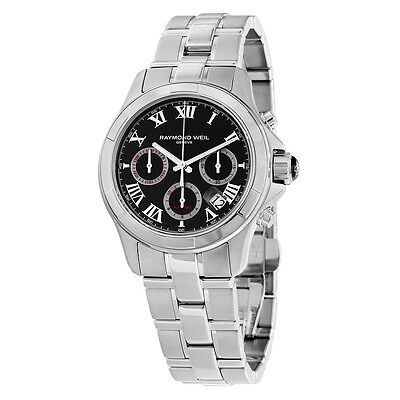 Raymond Weil Parsifal Stainless Steel Mens Watch 7260-ST-00208