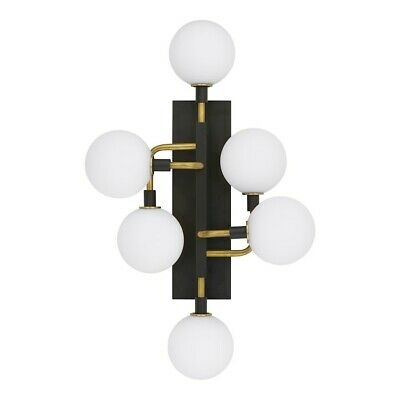 Tech Lighting Viaggio Wall Light, Opal/Brass LED - 700WSVGOOR-LED930 Opal Wall Lighting