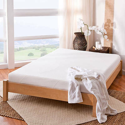 6 Inch Memory Foam Mattress Full Size Bed Cool Firm Sleep New Spa Sensations