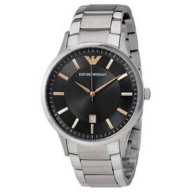 BRAND NEW AUTHENTIC EMPORIO ARMANI MENS WATCH AR2514