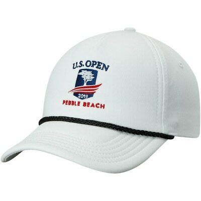 US Open 2019 Pebble Beach -Imperial Gibson -Wihte Rope Hat