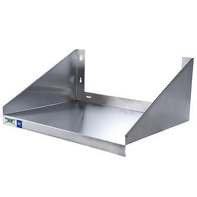 24 X 18 Stainless Steel Microwave Shelf  600ms1824
