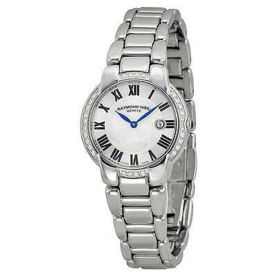 Raymond Weil Jasmine Stainless Steel Ladies Watch 5229-STS-01659