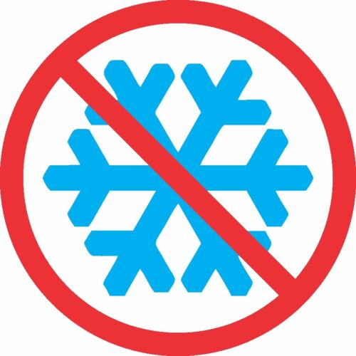 TRUMP NO SNOWFLAKES ANTI DEMOCRAT MAGA DECAL STICKER POLITICAL