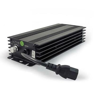 Hydroponics 600w Dimmable Ballast For Grow Lights HPS MH Dual Spectrum Lighitng