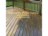 Pressure washing in Bath, Bristol, Radstock, patio cleaning, driveway cleaning, Shepton Mallet