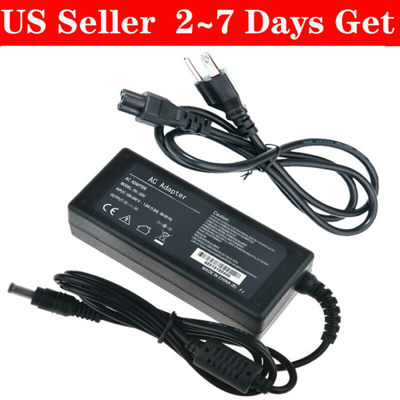 AC Adapter For Harmony Gelish 18G LED Lamp Light Charger Power Supply Cord PSU