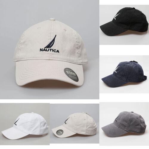 Fashion Nautica Hat Cap Women Men Baseball Golf Ball Sport Casual Sun Cap New