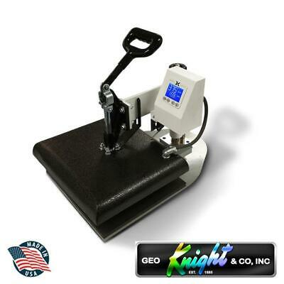Geo Knight Dk14s Swing Away Heat Press 12 X 14