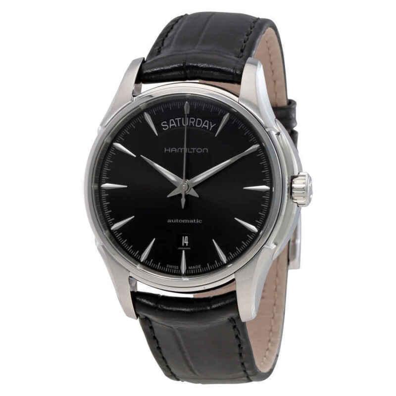 Hamilton-Jazzmaster-Black-Dial-Black-Leather-Men-Watch-H32505731
