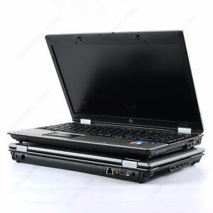 HP Probook 6550b - Win 7 Pro