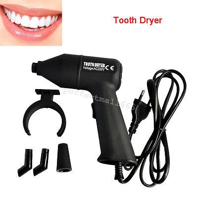 Tooth Dryer Drying Machine Orthodontics 2 Nozzle TIPS 220V /110V for Dentist