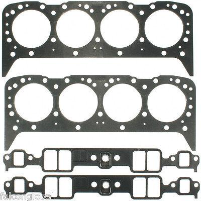 Mercruiser//OMC Chevy Marine 2.5L//153hp Engine Kit MOLY rings+Bearings+Gaskets