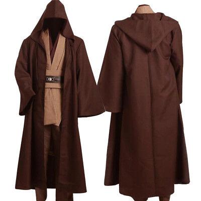 Star Wars Obi-Wan Kenobi Jedi Cape Karneval Fasching - Kenobi Kostüm
