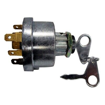 Ford Tractor Ignition Switch Diesel With Glow Plug Usa Seller E7nn11n501ab D5nn