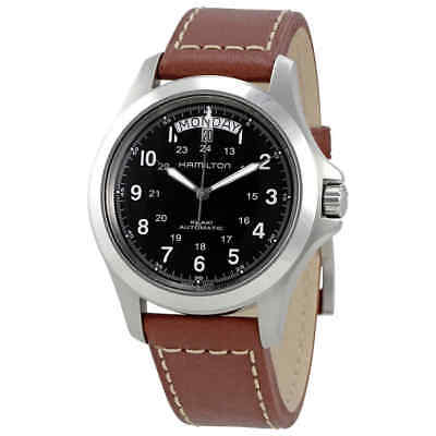 (Hamilton Khaki King Series Automatic Men's Watch H64455533)