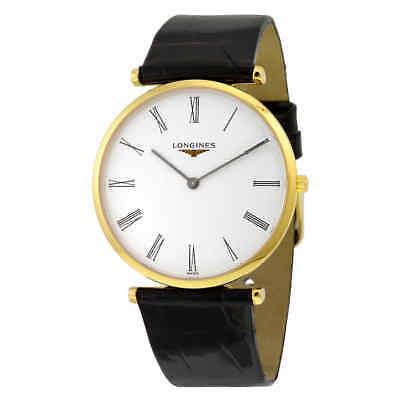 Longines La Grande Classique White Dial Men's Watch L47552112