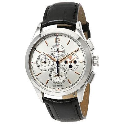 MontBlanc Heritage Chronometrie Chronograph Automatic Mens Watch 114875