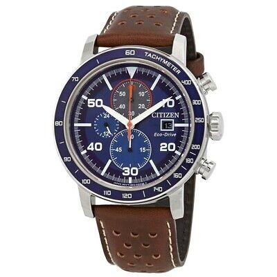 Citizen Brycen Men's Eco-Drive Watch - CA0648-09L NEW