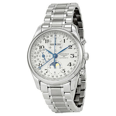 Longines Master Collection Chronograph Mens Watch L26734786