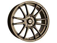 "18"" Calibre Suzuka Wheels & Tyres suitable for a Honda Civic, Accord, Toyota Auris Etc"