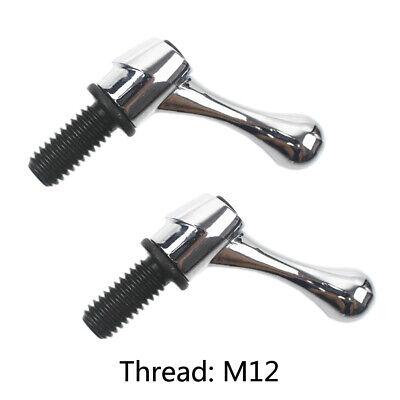 2x Bridgeport Part Head Milling Machine Table Lock Mill Bolt Handle M12 Thread