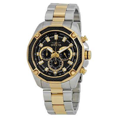 Invicta Aviator Chronograph Black Dial Men's Watch 22806