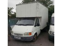 To clear. 1996 Ford Luton. Good condition for age.
