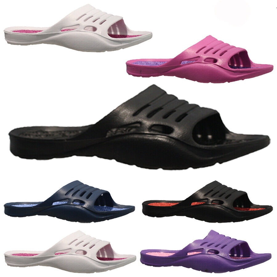 Ladies Mule Loafers 100/% Leather Slip On Summer Shoes Pool Holiday UK Sizes 3-8