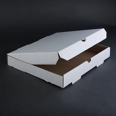 "12"" x 12"" x 1 3/4"" Corrugated Plain Pizza / Bakery Box 50/CS  FAST Shipping !"