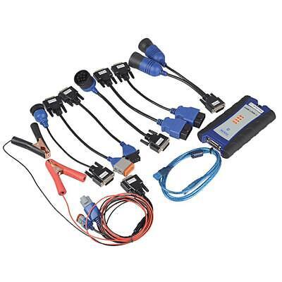 NEXIQ2 USB Link Diesel Heavy Duty Truck Diagnostic Tool Set With Bluetooth
