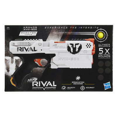 Nerf Rival Phantom Corps Kronos XVIII-500 Blaster - BRAND NEW