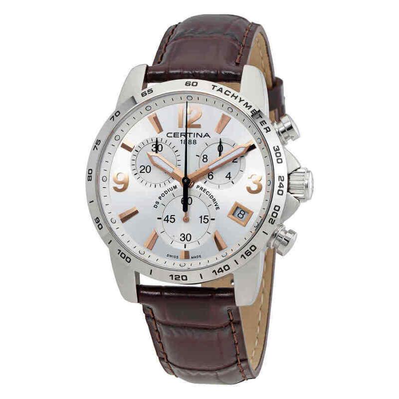 Certina DS Podium Precidrive Chronograph Men Watch C034.417.16.037.01