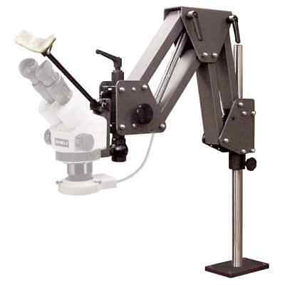 EuroTech Setters Microscope with GRS 003-630 Acrobat Stand and LED Light