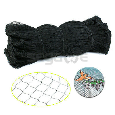 Bird Netting 25 X 50 Net Netting For Bird Poultry Avaiary Game Pens New