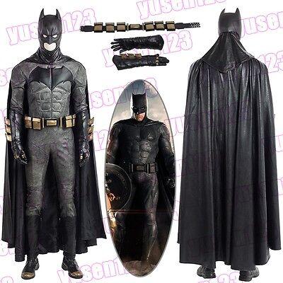 Bruce Wayne Halloween Cosplay Costume Custom Made