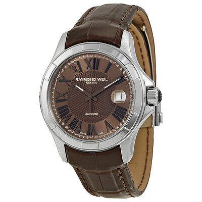 Raymond Weil Parsifal Stainless Steel Mens Watch 2970-STC-00718