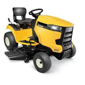 "Cub Cadet XT1 L42 - 19HP Briggs Engine 42"" Cut - Sale Priced $1999.00 - Limited Quantities"
