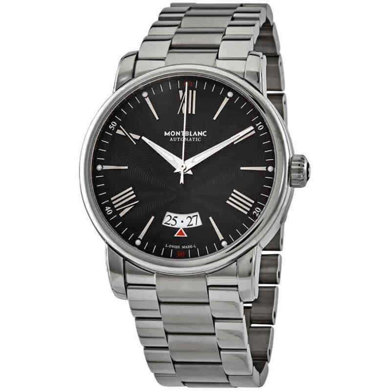 Montblanc-4810-Automatic-Black-Dial-Men-Watch-115935