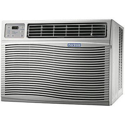 Norpole 12,000 BTU Window Room Air Conditioner Energy Star Remote 115 Volt