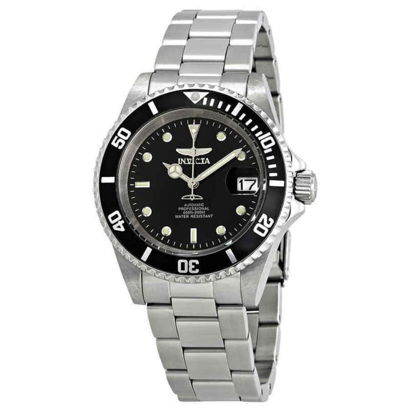 Invicta Pro Diver Automatic Black Dial Men Watch 8926OB